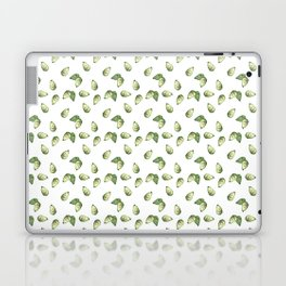 Watercolour Avocado Pattern Laptop & iPad Skin