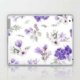 Blue pattern III Laptop & iPad Skin
