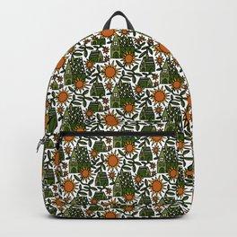 Sunflower City Backpack
