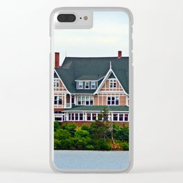 Dalvay by the Sea Clear iPhone Case