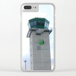 Punta Cana Tower Clear iPhone Case