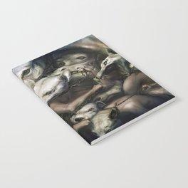 Uninterrupted chain Notebook