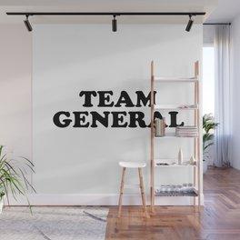 TEAM GENERAL Wall Mural