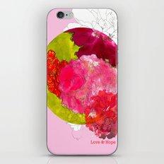 Love & Hope iPhone & iPod Skin