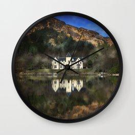 Loch Shiel Mk.2 Wall Clock