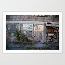 Access Art Print