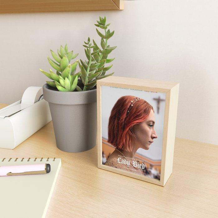 Lady Bird Framed Mini Art Print