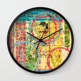 LA NOUVELLE MODE Wall Clock
