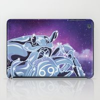 cancer iPad Cases featuring Cancer by WesSide