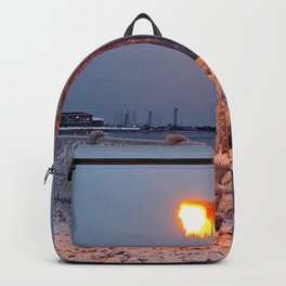 The Chill is On Backpack