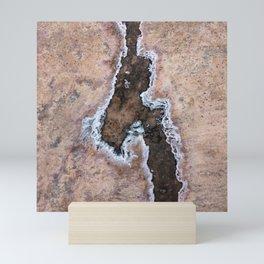 Earth Art Salt of the Earth Mini Art Print