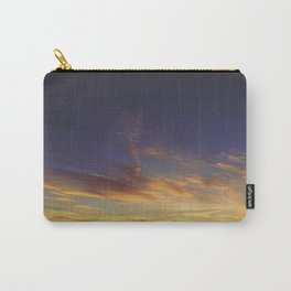 Sunset from the Mountain Carry-All Pouch