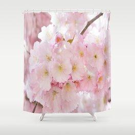 JAPANESE CHERRY BLOSSOM Shower Curtain