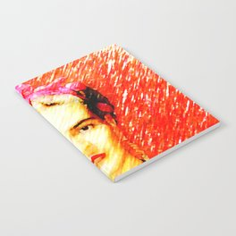 Looking for Frida Kahlo... Notebook