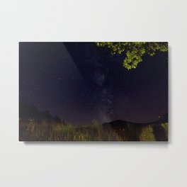 The wild outback of Vermont Metal Print