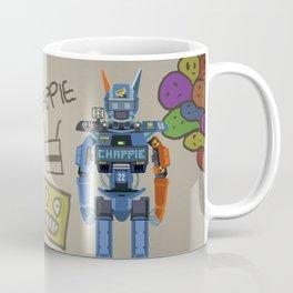 Chappie vector fanart Coffee Mug