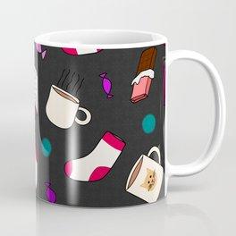 Bookworm Party Coffee Mug