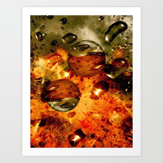 OtherWorldly  Art Print