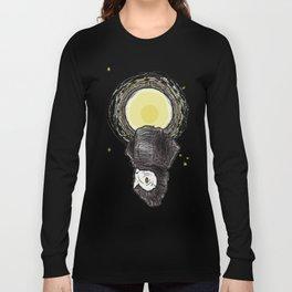 The Barn Owl Long Sleeve T-shirt