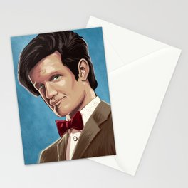 Dr Who Stationery Cards