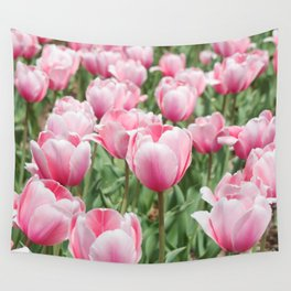 Arlington Tulips Wall Tapestry