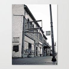 South Tacoma architecture Canvas Print