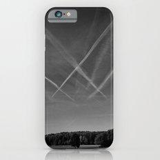 Tic Tac Toe iPhone 6s Slim Case