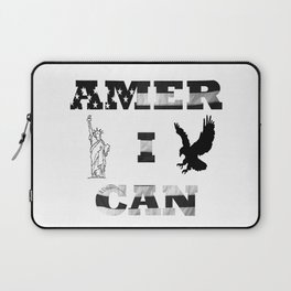 Amer I Can Laptop Sleeve