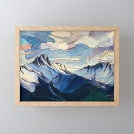 Tantalus Evenings Framed Mini Art Print