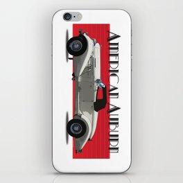 American Auburn iPhone Skin
