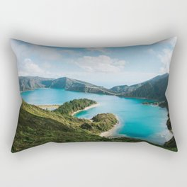 The Azores, Portugal Rectangular Pillow