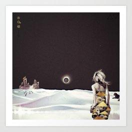 Hino Hurriano Nº 6 Art Print