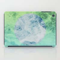 splash iPad Cases featuring Splash by Leah Flores