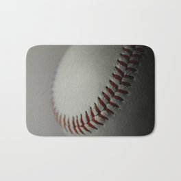 Baseball Ball Bath Mat