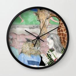 THE LOSS OF WONDER Wall Clock