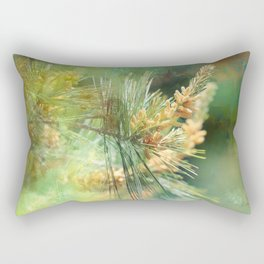 Winter Solstice Rectangular Pillow