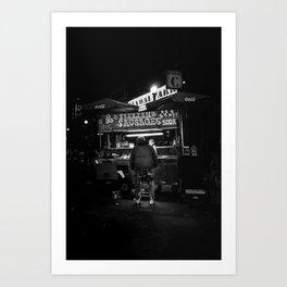 Fenway Park - Street Weenie Art Print