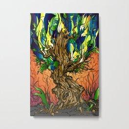 Maple Syrup Metal Print