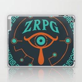 ZRPG.net Logo by Tab Laptop & iPad Skin