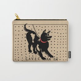 Cave Canem Carry-All Pouch