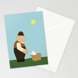 Good friend Stationery Cards