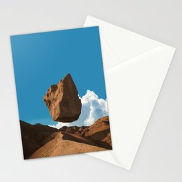 Floating land Stationery Cards