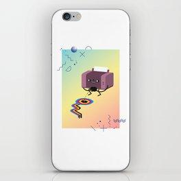 Printer Pee iPhone Skin