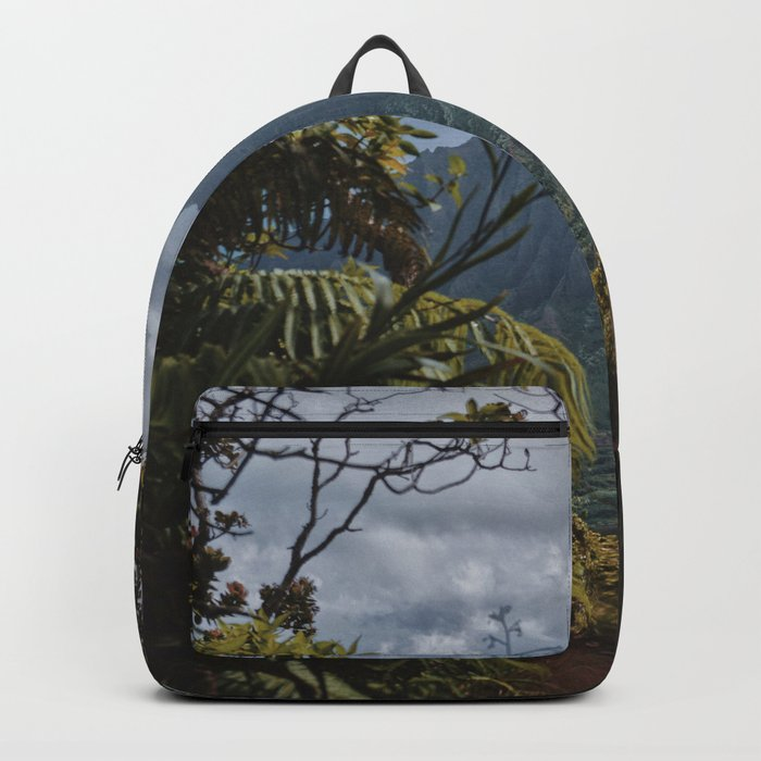 The Garden Isle Backpack