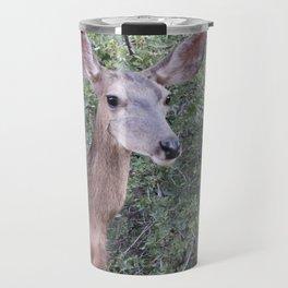 Mule Deer Mama Travel Mug