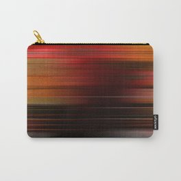 """Abstract Autumn Porstroke (Pattern)"" Carry-All Pouch"