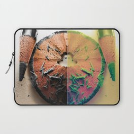 Photography - Fun With Pencils Laptop Sleeve