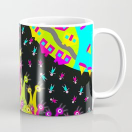 Earthlings Coffee Mug