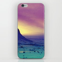 Room for 1zone. iPhone Skin