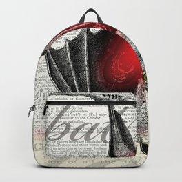 Bat Love by Kathy Morton Stanion Backpack